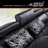 Популярное Combination Cushion Corner Leather Sofa (999A#)