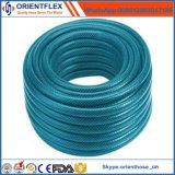 유연한 다채로운 PVC에 의하여 뜨개질을 하는 정원 물 호스