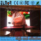 Indicador de diodo emissor de luz interno do baixo preço e da cor cheia da alta qualidade P6