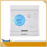 Термостат топления дня серии E62 Programmable