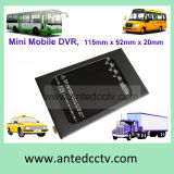 Vehicles Cars Bus Taxis Trucks Vans等のための最もよい4 Channels SD Card Mobile DVR