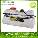 CC Agriculture Motorized Sprayer di Power Sprayer Pump Seaflo 100L 12V Electric del motore