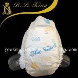 Hight Qualitätsniedriger Preis Soem-wegwerfbare Baby-Windeln