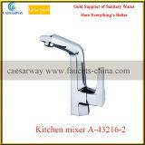 Miscelatore sanitario dell'acqua della cucina degli articoli della singola leva