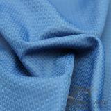 agua de 50d 270t y de la ropa de deportes tela tejida chaqueta al aire libre Viento-Resistente 100% del filamento del poliester del telar jacquar abajo (53170)