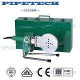 machine de soudure thermoplastique de pipe de 110mm