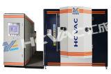 Máquina de revestimento do vácuo do ouro PVD do estanho do aço inoxidável de Hcvac, máquina do chapeamento do vácuo
