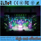 Schwachstrom-Verbrauch P5 farbenreiche LED-Innenbildschirmanzeige