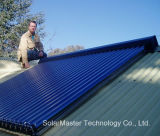 2016 nuovo tipo riscaldatore di acqua calda solare di pressione spaccata