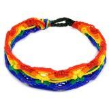 Hotsale Custom Designed Rainbow variopinto Bracelet con Cheaper Price 64