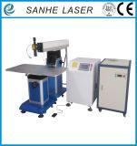 Saldatura di laser dell'acciaio inossidabile che fa pubblicità alla macchina per il contrassegno, identità di marchio