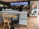 Kfcはカスタマイズしたレストランのダイニングテーブルおよび椅子(FOH-BCA81-1)を