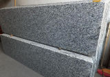 Spray White / Grey / Green / Yellow / Black / Red / Brown / Polido / Honed / Flamed / Bush-Hammered / Saída de Granito para Azulejo / Contra-Mesa / Vanity Top Tile