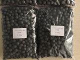 Bille en céramique de carbure de silicium de Rbsic pour le meulage
