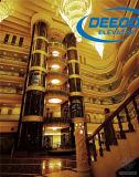 elevador panorámico de visita turístico de excursión de alta velocidad de la alameda de compras 1.75m/S