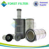 Forst plisó a comerciante del cartucho del filtro de aire