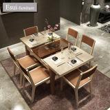 現代食堂の家具のダイニングテーブル(CZ021#)
