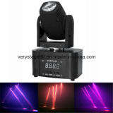 Mini10w RGBW LED bewegliches Hauptpartei-Licht