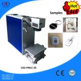 Máquina de gravura do laser da alta qualidade quente da venda mini