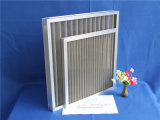 Aluminiumpanel-Metallineinander greifen-Luftfilter (Fertigung)