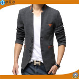New Arrival Blazer Men Cotton Suit Jacket Slim Fit Blazers