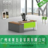 Vollständige Verkaufs-leitende Stellung-Tisch-Möbel mit dem Edelstahl-Bein