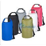 напольный водоустойчивый сухой мешок 10L для перемещать спортов