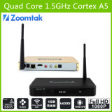 Best Quad Core TV Box T5 Amlogics805 Quad Core Support 3D 1080P HD Sex Pron TV Box