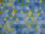 Tissu de polyester d'impression de diamant d'Oxford 420d 600d Ripstop