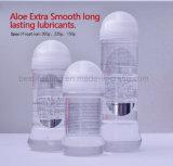 Aceite lubricante vaginal del lubricante del sexo y anal personal a base de agua