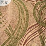 Großes gebogenes Sofa-Tuch des Muster-2016 durch chinesische Textilfabrik (FTH32074)