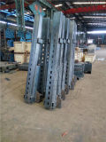 O Ce 4000kg de Hunli dirige elevadores hidráulicos do carro das garagens