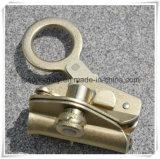 Gancho agarrador de la cuerda del metal de los accesorios del harness de seguridad (PBH001)