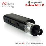 De vervangbare Tank van het Glas en Rol Ssocc voor Uitrusting van Mod. Subox mini-C van de Doos van Kanger van de Verkoop van Subox mini-C de Hete Nieuwe