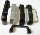 la aleación de aluminio de Masium- del diseño moderno de 110m m tira de las manijas de puerta