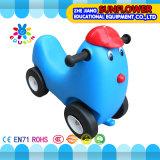 Véhicule en plastique de jouet de gosses pour le véhicule préscolaire de poulet (XYH12072-5)