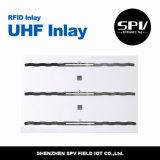 RFID UHFライブラリラベルの外国人H3 ISO18000-6c