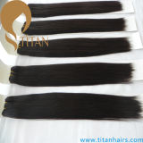 Virgin Remy Capelli umani Extension Hair Weave (capelli di Titan)