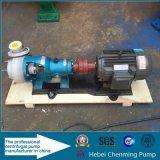 폴리프로필렌 전기 고속 디젤 엔진 화학 이동 펌프