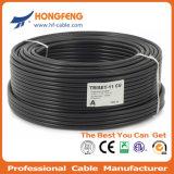 50 омов кабеля Mil-C-17 Rg179 Telecomm двойного защищаемого