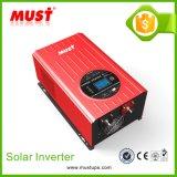 weg Inverter des Rasterfeld-vom Solarinverter Gleichstrom-Wechselstrom-Inverter-6kw des einphasig-6000W