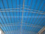 UPVC à 3 couches anti-corrosif Roof Tile pour Chemical Plants