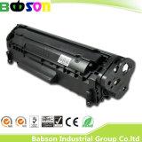 十分はHP Laserjet1010/1012/1015/1018/3015/3020/3030/020CanonのファクシミリL-100/120、Mf4150/4120//4660plのための互換性のあるトナーカートリッジ2612Aに貯蔵する