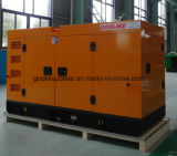 Цена генератора Китая 50Hz 40kw/50kVA сбывания фабрики молчком (GDX50*S)