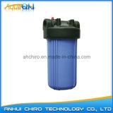 10 Huisvesting van de Filter van het Water van de duim de Plastic Grote Blauwe