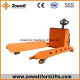 Nuevo carro de paleta de papel eléctrico del rodillo con capacidad de carga de 3 toneladas