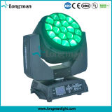 19PCS*15W Ostar RGBW Beam DEL Moving Head Disco Light