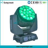 19PCS*15W Ostar RGBW Beam DEL Moving Head Disco Light