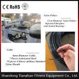 Máquina de la cruce del cable Tz-6018/equipo de deportes/máquina