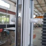 [كز242] [غود قوليتي] كسر حراريّة ألومنيوم شباك [دوور هلف] ألومنيوم لون, شباك نصفيّة زجاجيّة